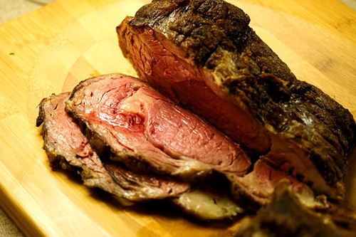 how to cook prime rib roast in slow cooker